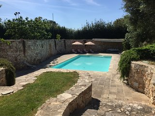 Spacious villa in Lecce with Parking, Internet, Washing machine, Air conditionin