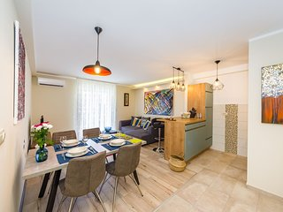 Spacious apartment in the center of Zadar with Internet, Air conditioning, Balco