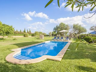 Cozy villa in Capdepera with Parking, Internet, Washing machine, Pool