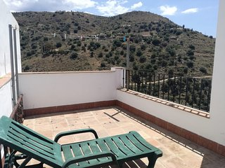 Spacious apartment in Torrox with Lift, Parking, Internet, Washing machine