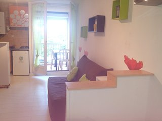 Cosy studio in Mauguio with Lift, Parking, Internet, Washing machine