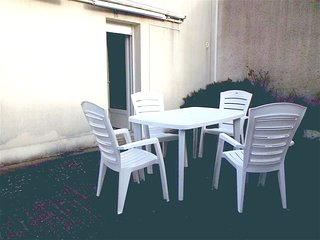 Cozy house in the center of Châtelaillon-Plage with Parking, Washing machine, Ai