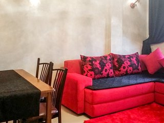 Spacious apartment in Marrakesh with Parking, Internet, Washing machine, Air con