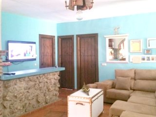 Spacious villa in Torrox with Parking, Internet, Washing machine, Air conditioni