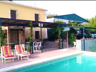 Spacious villa in Archidona with Parking, Washing machine, Pool, Terrace