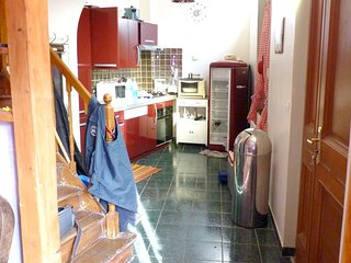 Cozy house in the center of Mers-les-Bains with Parking, Washing machine