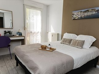 Cosy studio in Aix-en-Provence with Parking, Internet, Air conditioning, Pool