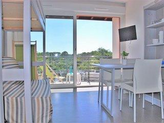 Cosy studio in Hossegor with Parking, Internet, Washing machine, Balcony