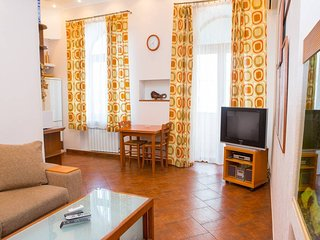 Spacious apartment very close to the centre of Kiev with Internet, Washing machi