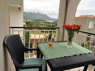 Cozy apartment in the center of Cibaca with Parking, Internet, Air conditioning,