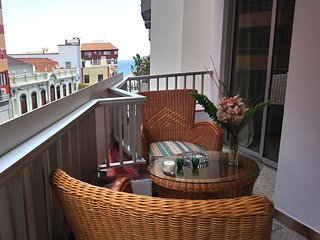 Spacious apartment in the center of Santa Cruz de la Palma with Lift, Parking, I