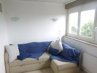 Cozy apartment in the center of Boulogne-sur-Mer with Parking, Internet