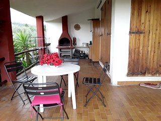 Spacious villa in Sarroch with Parking, Washing machine, Garden, Terrace