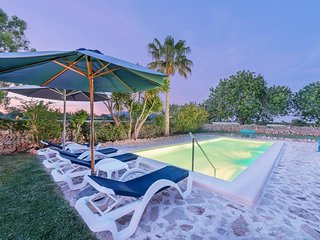 Cozy villa in Santanyí with Parking, Internet, Washing machine, Pool