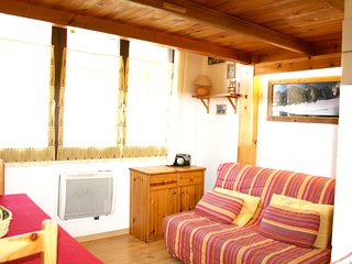 Cosy studio in the center of La Salle-les-Alpes with Parking