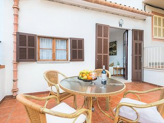 Spacious house in the center of Can Picafort with Internet, Washing machine, Ter