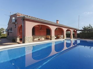 Spacious villa in Benissa with Parking, Internet, Washing machine, Air condition