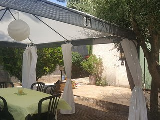 Spacious house in Fréjus with Parking, Internet, Washing machine, Garden