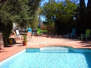 Spacious villa in Orgiva with Parking, Internet, Washing machine, Pool