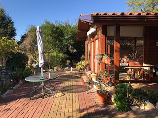 Spacious house very close to the centre of Pedreiras with Parking, Internet, Was