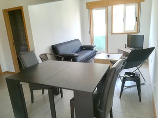 Spacious apartment very close to the centre of Oliveira do Douro with Parking, W