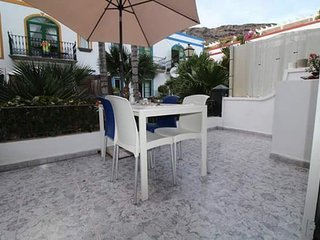 Spacious apartment in Lomo Quiebre with Parking, Internet, Washing machine, Terr