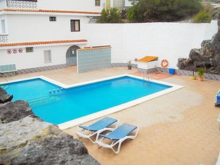 Spacious apartment in Arona with Parking, Internet, Pool, Terrace