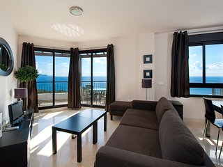 Spectacular One Bedroom Seaview Apartment Torrox, Nerja