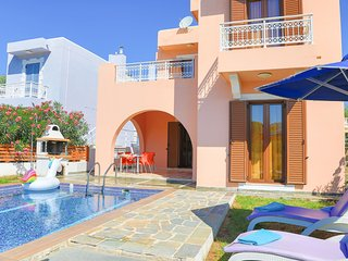 Villa Kasos: Charming villa with private pool, A/C