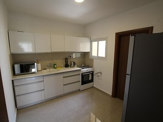 Spacious apartment close to the center of Bat Yam with Lift, Parking, Internet,