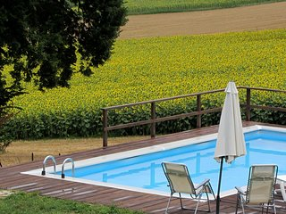 Holidays House and SPA on the Marche Region hills. Privacy and Relax.