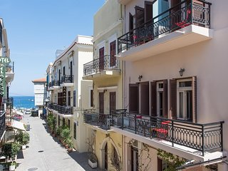 Cozy apartment in the center of Chania with Internet, Air conditioning, Terrace