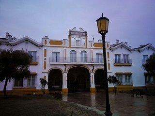 apartamentos edificio Puente del Rey en el Rocio