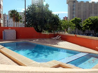 1 bedroom Apartment in Benidorm, Valencia, Spain : ref 5536414