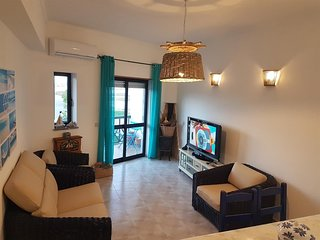 Spacious apartment in Fuseta with Lift, Internet, Washing machine, Air condition
