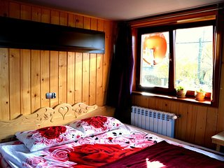 Cozy apartment in Zakopane with Parking, Internet, Air conditioning