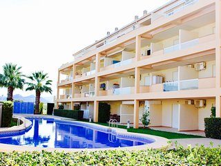 Cozy apartment in Dénia with Lift, Parking, Internet, Washing machine