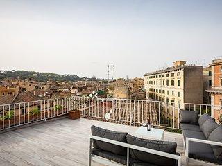 Trastevere 3BR 3Baths Attic with Terrace