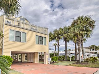 N. Myrtle Beach Condo Steps from the Ocean!