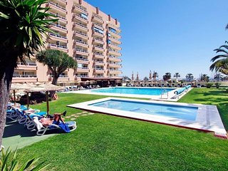 Studio centrally located in Fuengirola, close to beach, restaurants, shops