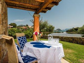 Villaggio Perlacea - semi-independent house with sea view