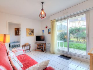 1 bedroom Apartment in Deauville, Normandy, France : ref 5082124