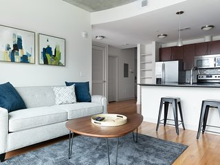 Tasteful 2BR | WiFi | Downtown Houston