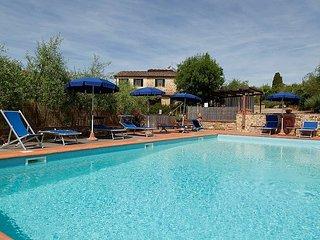 2 bedroom Villa in San Donato, Tuscany, Italy : ref 5229106
