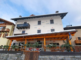 2 bedroom Apartment in Massimeno, Trentino-Alto Adige, Italy : ref 5555500