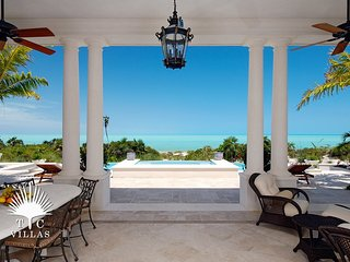 Beach Villa Shambhala Luxury 5BR on Long Bay Beach