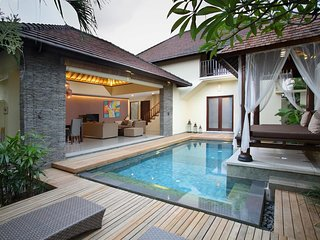Modern 2BDR With Private Plunge Pool