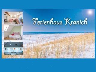 Ferienhaus Kranich, bei Fischland-Zingst. Gepflegt, top Ausstattung, Hunde willk