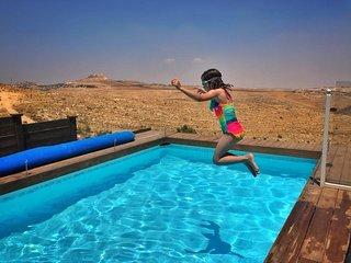 Villa Herodion New Kosher Villa with swimming pool and spectacular views