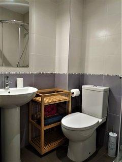 Baño de la Habitación matrimonio 2.